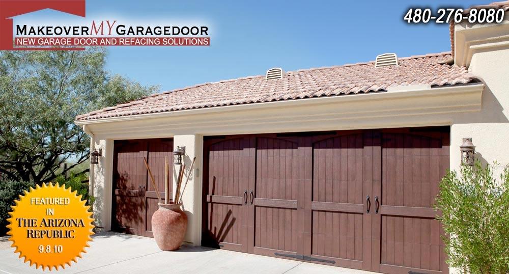 garage door refacingMakeover My Garag Door